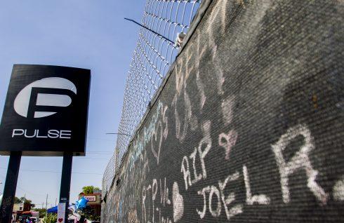 Pulse Orlando Sign