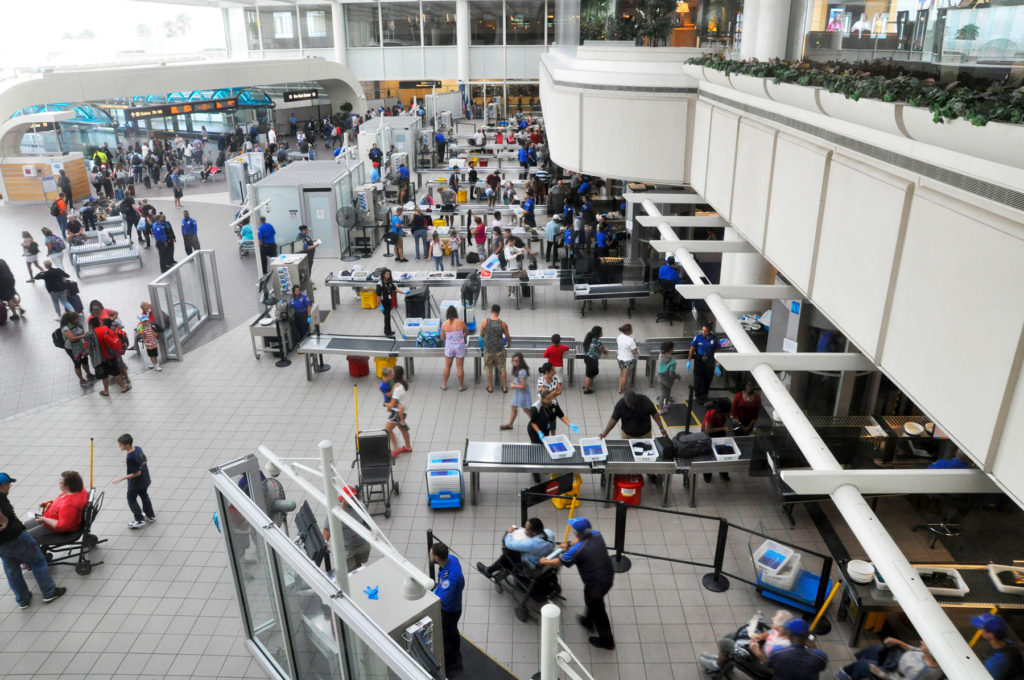 911 calls for TSA agent suicide at MCO Orlando Airport. WMFE 90.7 News Investigates